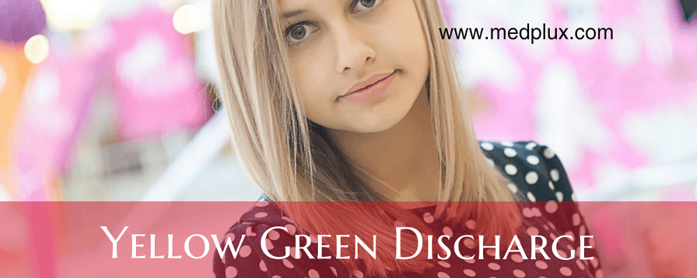 Yellow Green Discharge Is It Normal 7 Main Causes, Treatment-8972