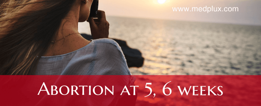 Abortion at 5 Weeks 6 Easy WAYS (Medical pills and Surgical)