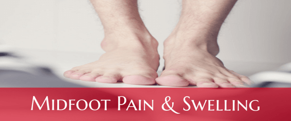 Middle Foot Pain And Swelling (Walking, Running)