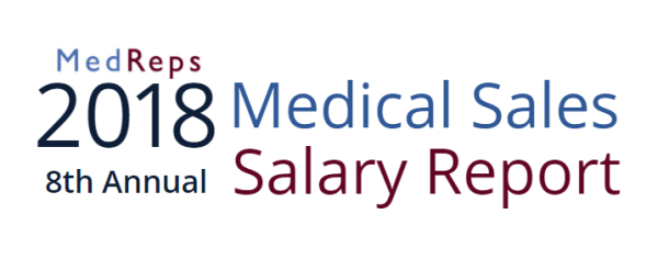 medical sales salary report
