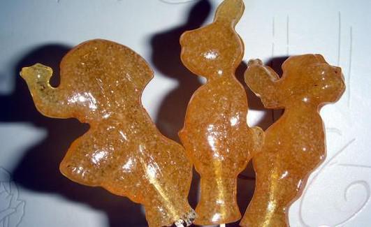 леденцы из сахара с чабрецом от кашля