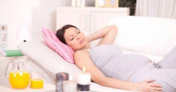 насморк у беременной в начале