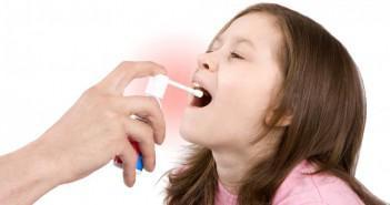 Гексорал спрей для ребёнка в горло