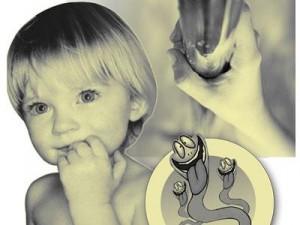 Лямблии у детей
