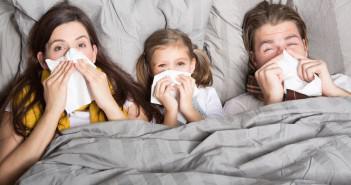 Можно ли заразиться простудой без температуры