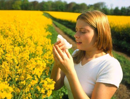 лечение аллергического ринита у беременных