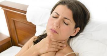 першит в горле что делать при беременности