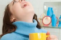 очень болит горло больно глотать чем лечить