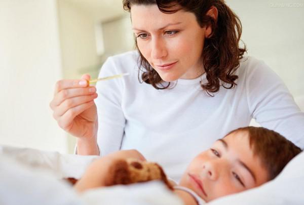 Простудные и вирусные заболевания у детей