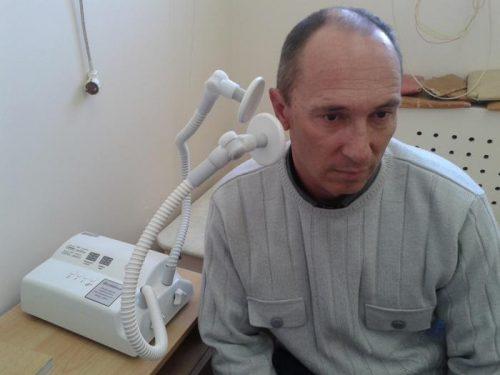 физиопроцедуры для уха
