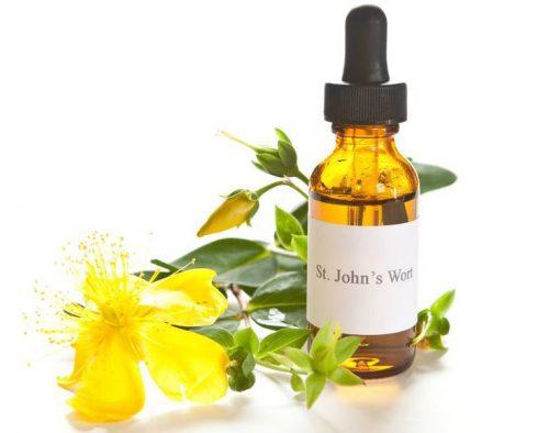 зверобойное масло для лечения тонзиллита