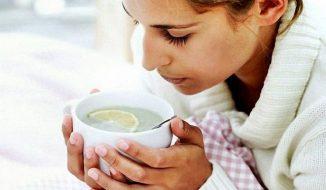 что пить при простуде без температуры