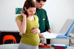 Пониженный гемоглобин при беременности