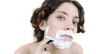 Мужские признаки у женщин на лице