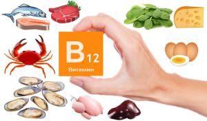 восполнение организма витамином б12