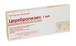 Церебролизин 1 мл