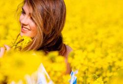 обильные желтые выделения при климаксе