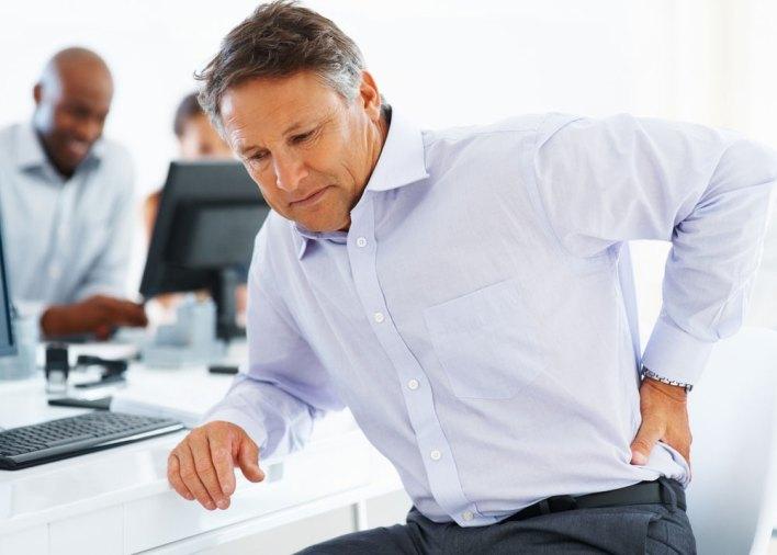 Болі в нирках: симптоми, причини, лікування.