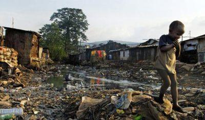 бедность и нищета – причины холеры