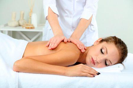Лечебный массаж для профилактики бронхита