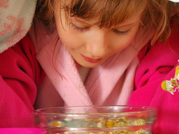 ингаляции при мокром кашле у детей