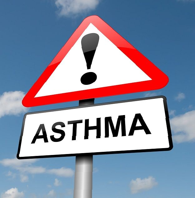 Лечение при бронхиальной астме