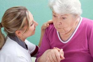 Помощь старушке