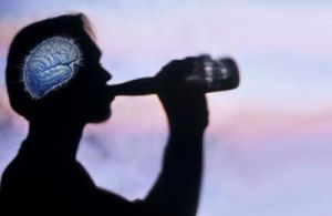 влияения алкоголя на мозг