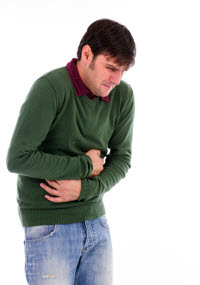 Острые боли в желудке