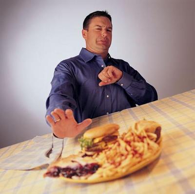 Отказ от вредной пищи