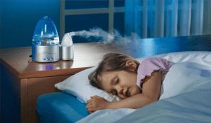 Увлажнение воздуха дома
