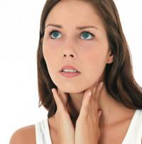 Симптомы увеличения щитовидки у женщины