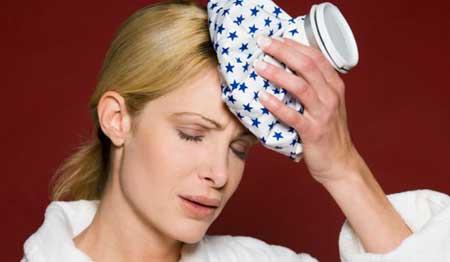 Симптомы и лечение ушиба головы