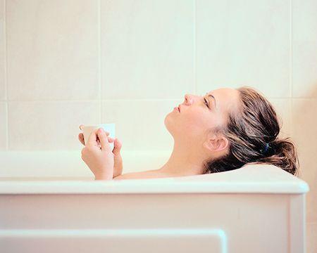 можно ли принимать ванну при бронхите