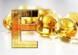 Часто витамин Е назначается при гиповитаминозе