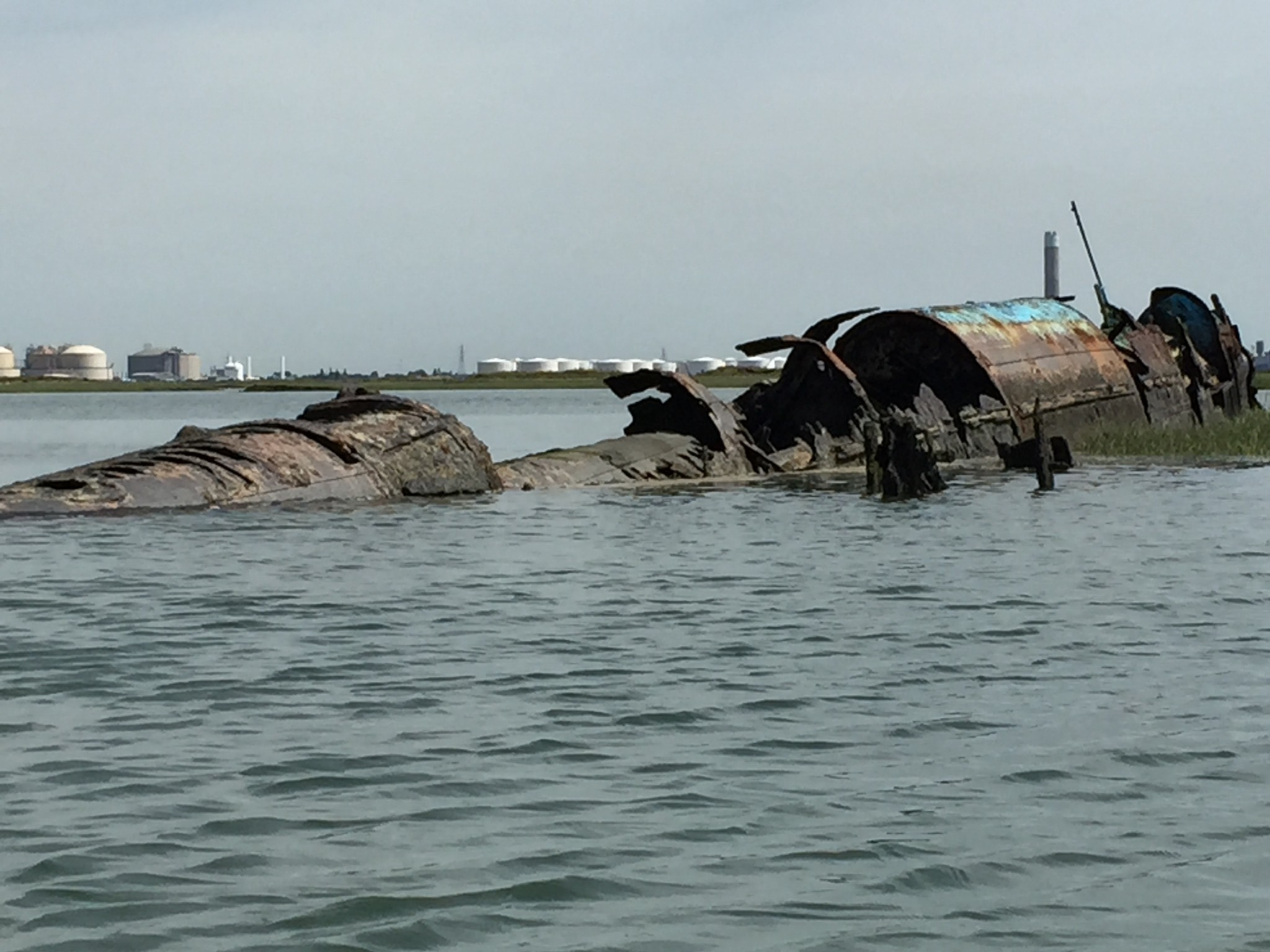 Have You Visited The Ww1 German Submarine Wreck