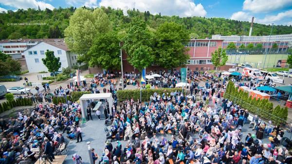 Predstavnici Islamske zajednice iz Hrvatske na svečanosti otvorenja Isl.centra u Stuttgartu