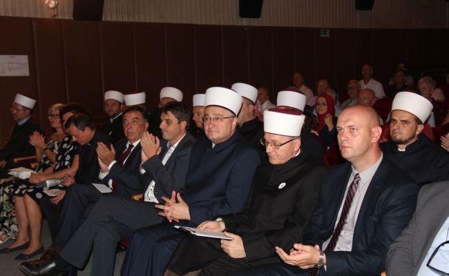Održana Svečana akademija povodom 20. obljetnice mesdžida u Labinu