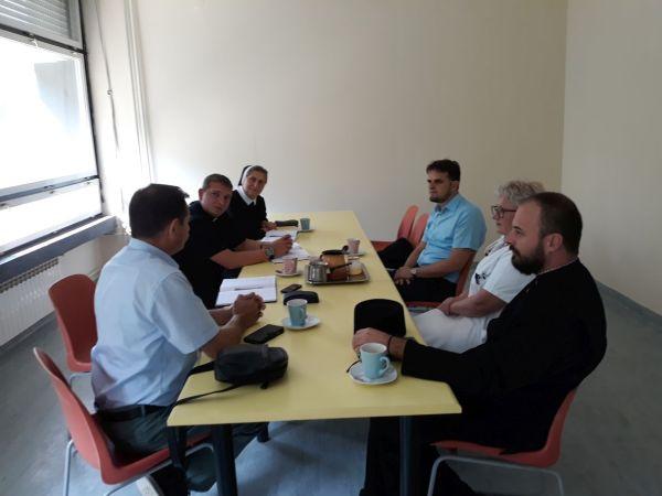 Sastanak predstavnika vjerskih zajednica sa članovima Uprave Opće bolnice Sisak