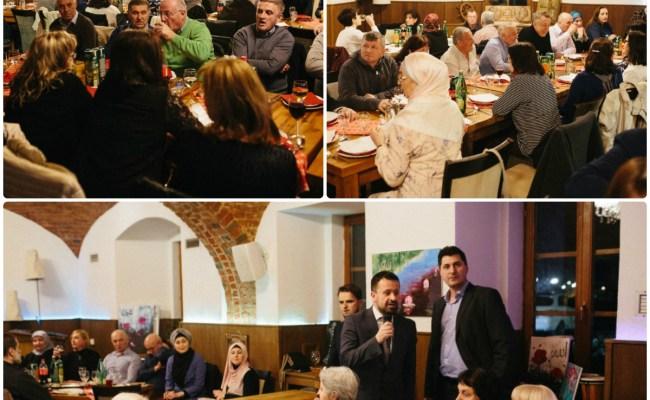 6. Donatorska večer zagrebačkih i sisačkih džematlija za IKC Sisak