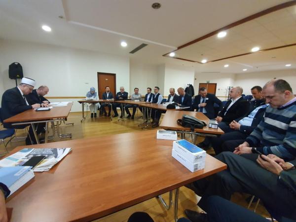 Održana sjednica Savjeta muftije u Poreču