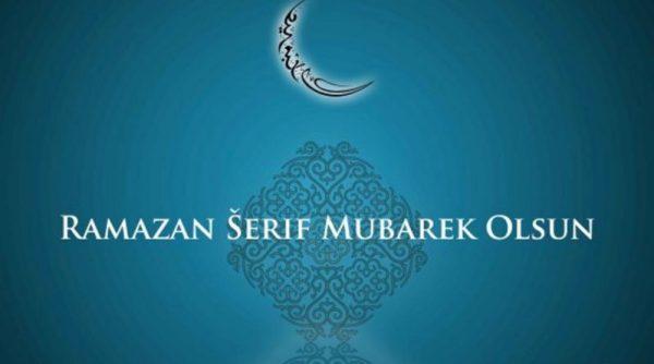Ramazanska poruka glavnog imama MIZ Sisak