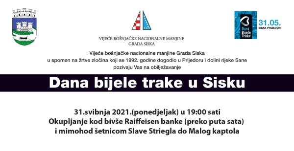 Dan bijelih traka: sjećanje na genocid u Prijedoru