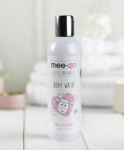 mee go organic skincare body wash