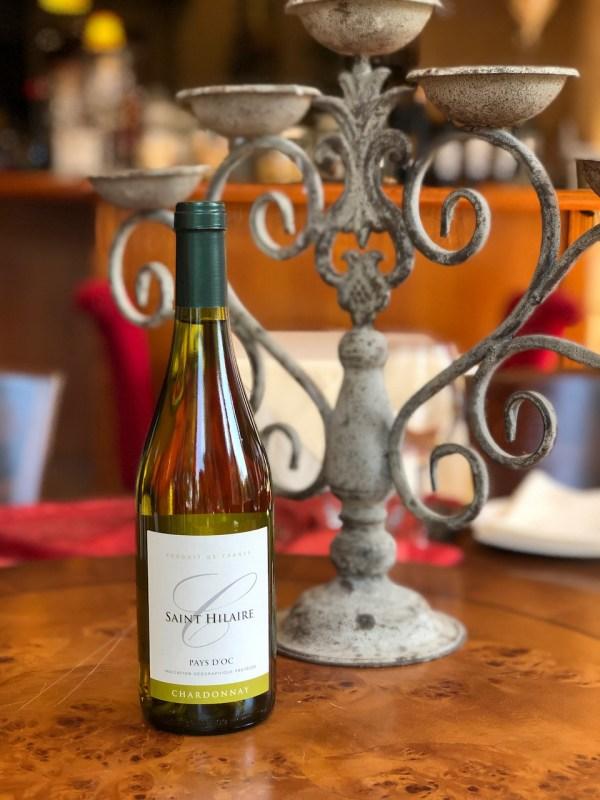 Chardonnay 2017 (Domaine St Hilaire)