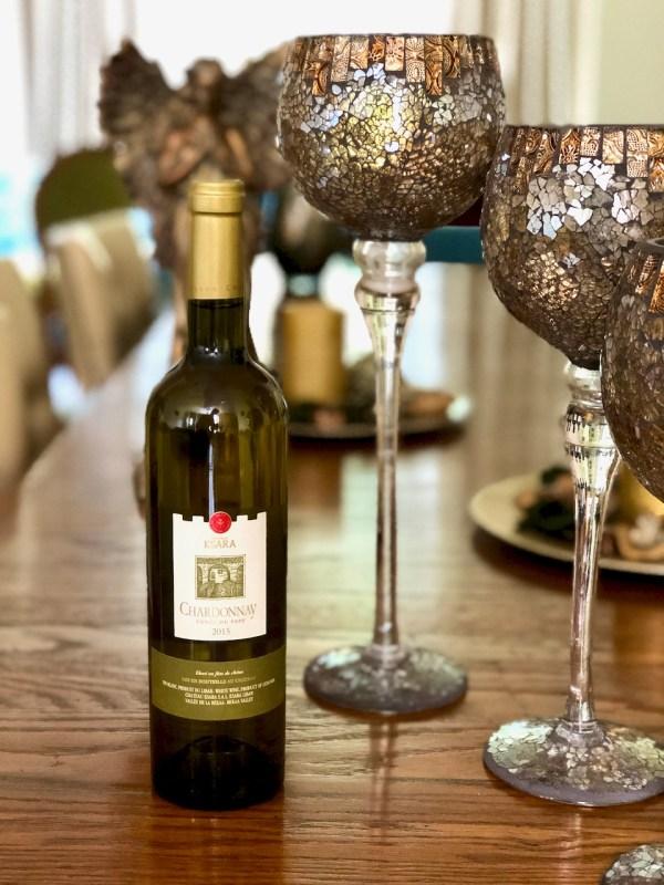 "Chardonnay ""Cuvée du Pape"" 2015 (Chateau Ksara)"