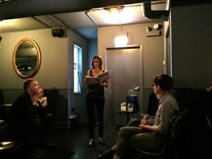 Miranda reading