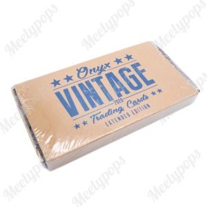 2020 Onyx Vintage Extended Series Baseball box