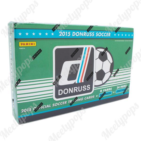 2015 Donruss Soccer Box