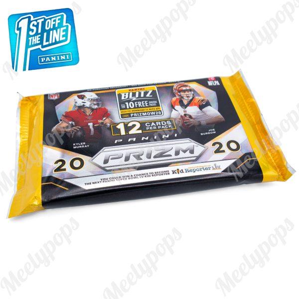 2020 Panini Prizm Football FOTL pack